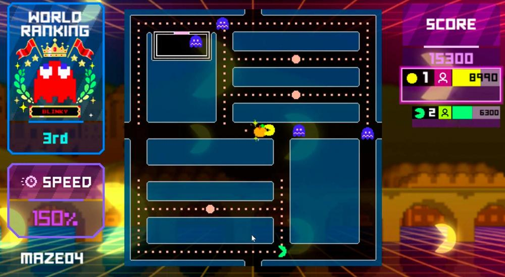 'Pac-Man Live Studio' turns arcade classic into Twitch multiplayer